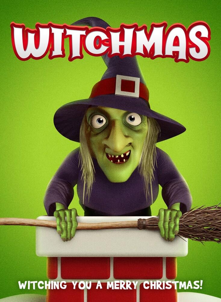 reggie daniels - Witchmas