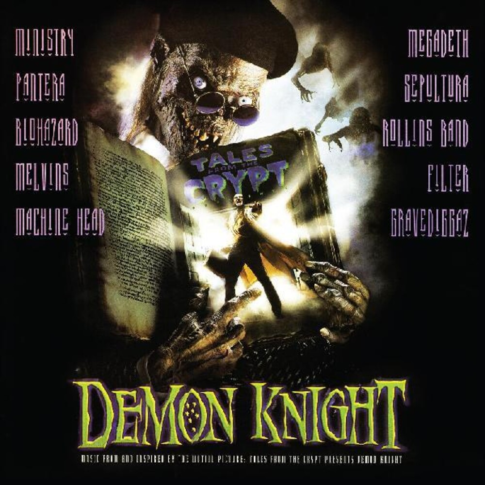 Tales From The Crypt Presents Demon / Original - Tales From The Crypt Presents: Demon / Original