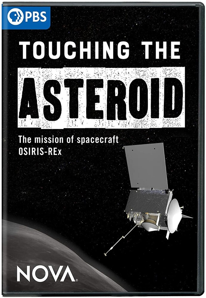 Nova: Touching the Asteroid - Nova: Touching The Asteroid