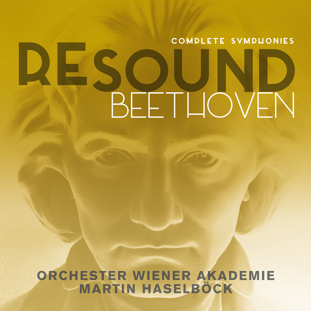 Beethoven / Haselbock / Orchester Wiener Akademie - Resound Beethoven (Box)