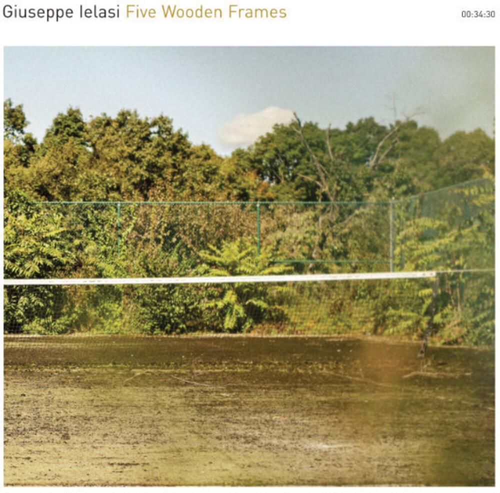 Giueppe Ielasi - Five Wooden Frames