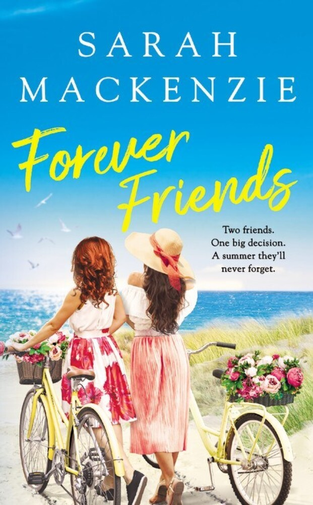 - Forever Friends: A Cranberry Cove Novel