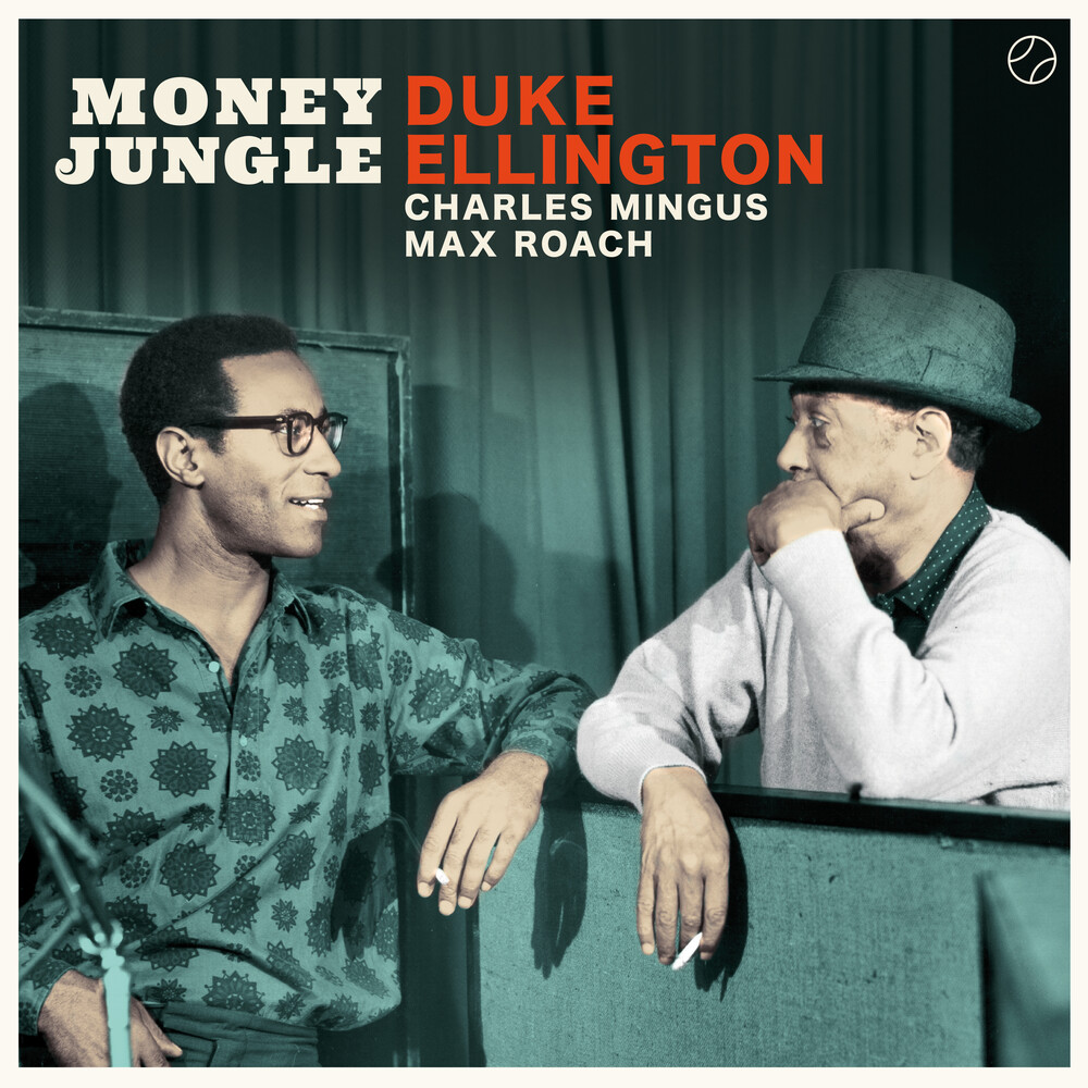 Duke Ellington / Mingus,Charles / Roach,Max - Money Jungle (Bonus Tracks) [180 Gram] (Spa)