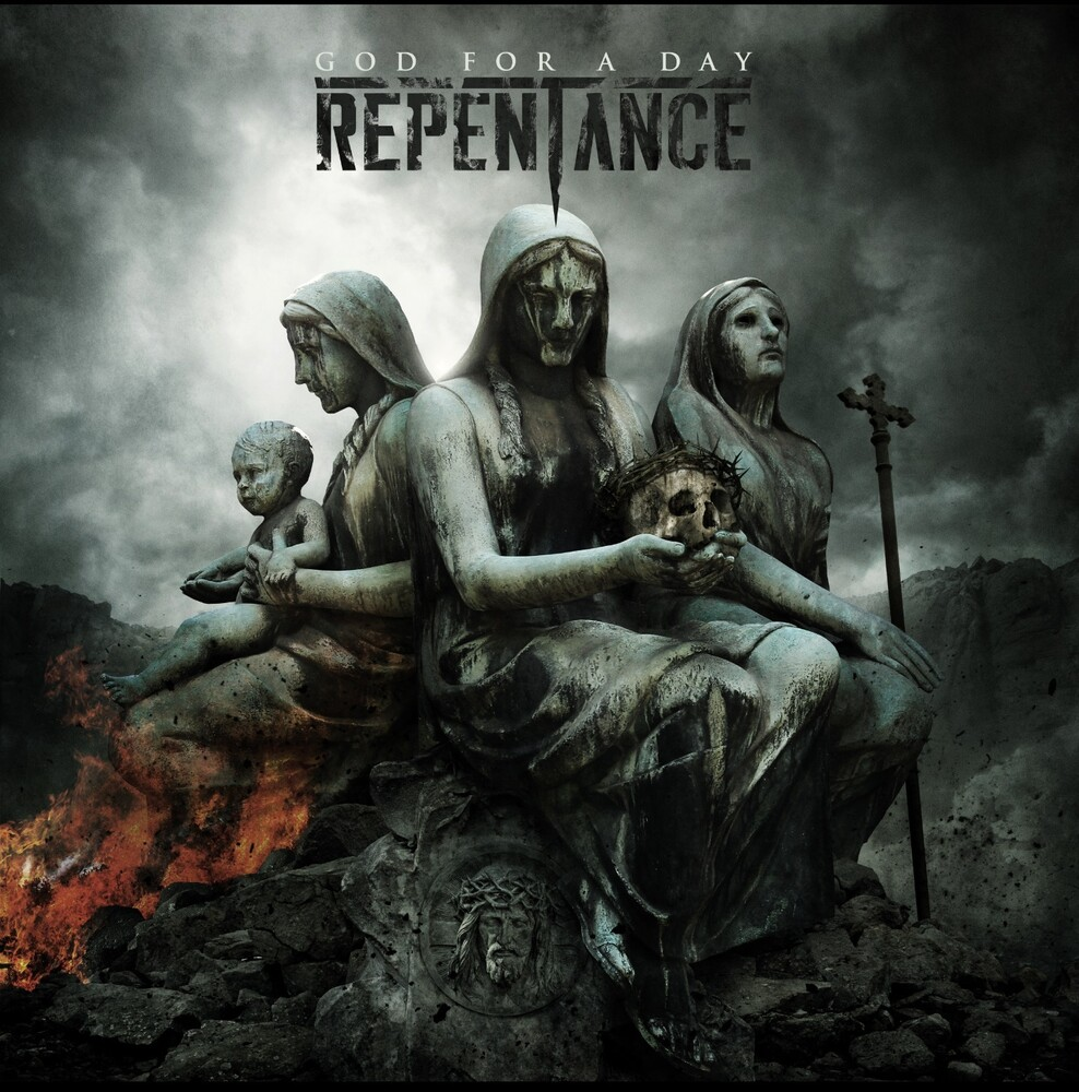 Repentance - God For A Day [Digipak]