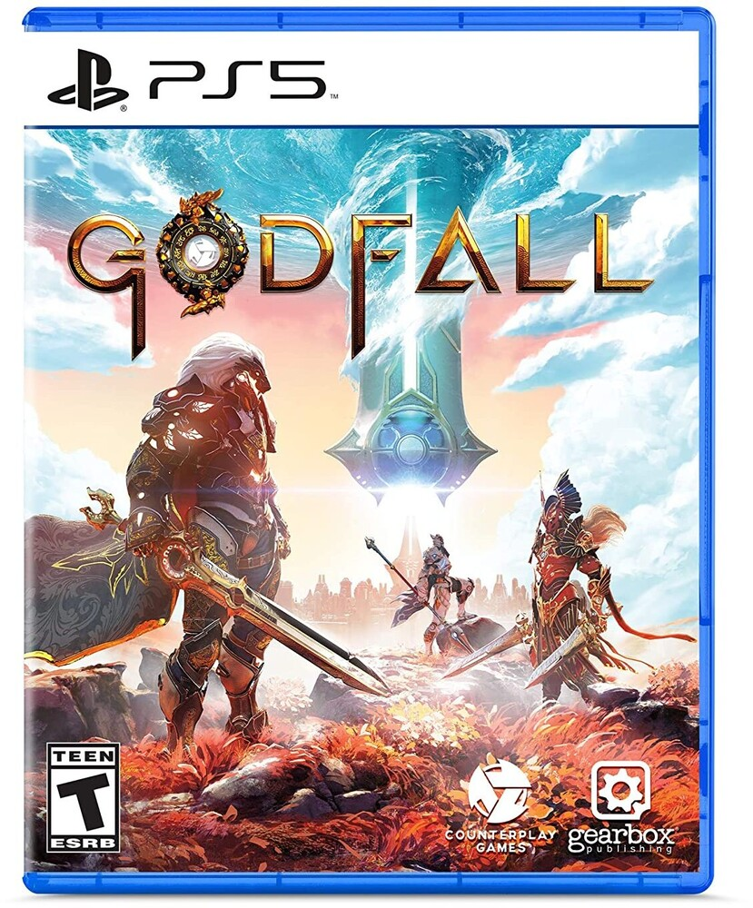 Ps5 Godfall - Ps5 Godfall