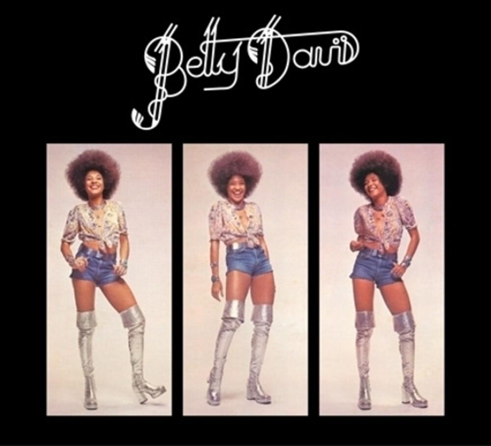Betty Davis - Betty Davis (Iex) (Blue Vinyl) (Blue) (Iex)