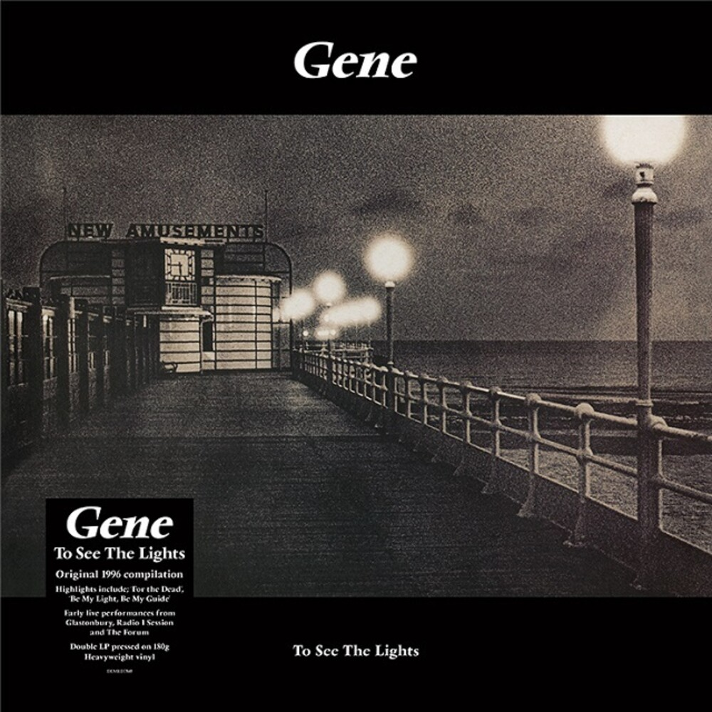 Gene - To See The Lights (Blk) [180 Gram] (Uk)