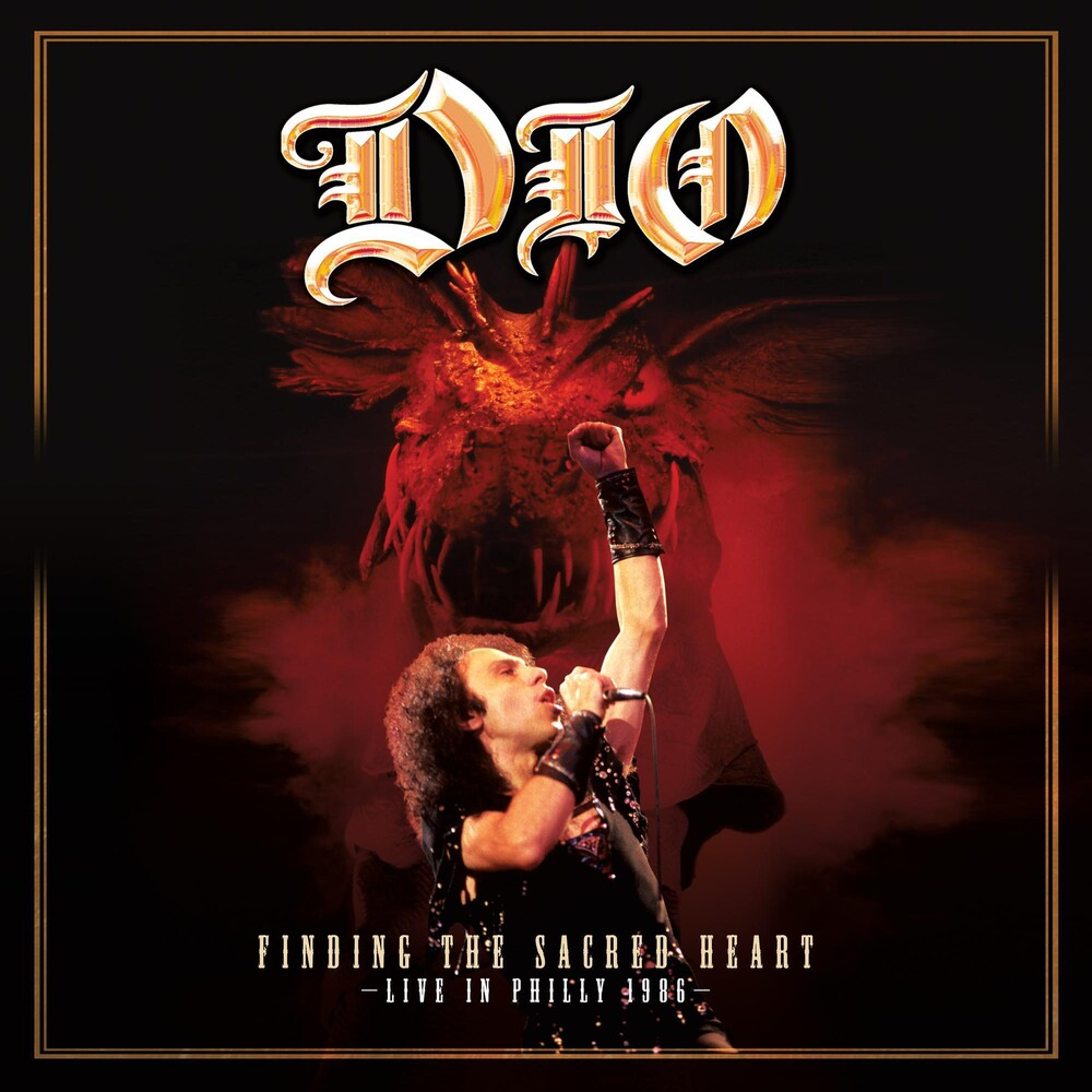 Dio - Finding The Sacred Heart: Live In Philly 1986