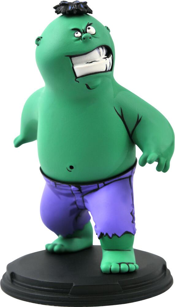 Diamond Select - Diamond Select - Marvel Animated Hulk Statue