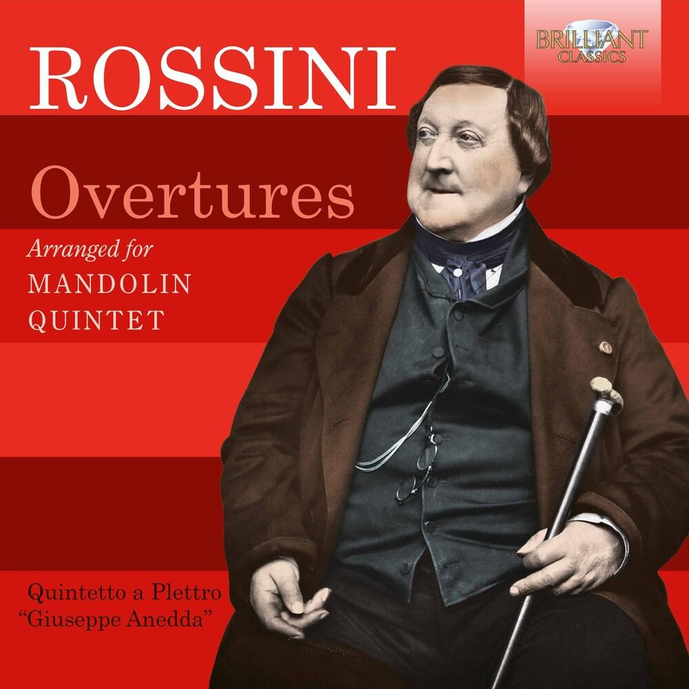 Rossini / Anedda - Overtures