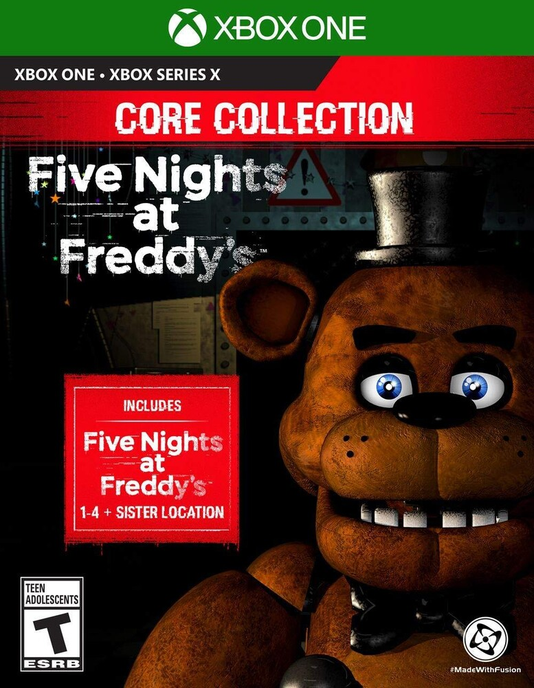 Xb1 5 Nights at Freddy's: Core Collection - Xb1 5 Nights At Freddy's: Core Collection