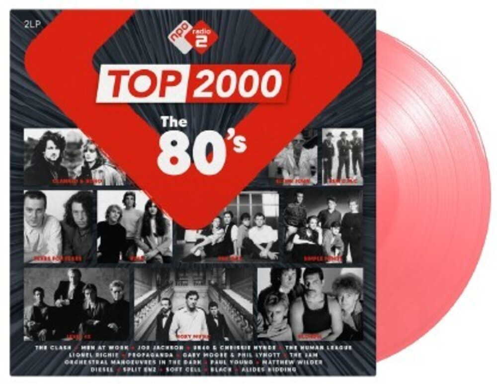 Top 2000 The 80s / Various - Top 2000: The 80's / Various (Colv) (Gate) (Ltd)