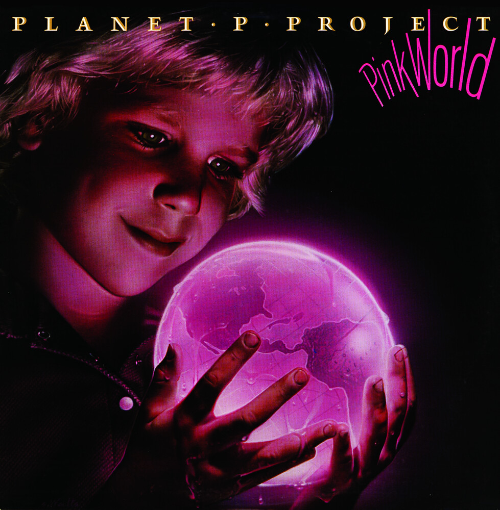 Planet P Project - Pink World [180 Gram]