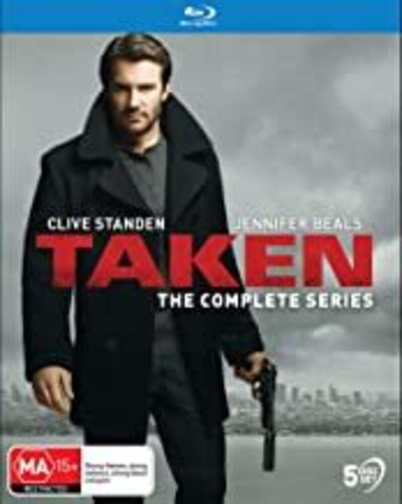 Taken: The Complete Series - Taken: The Complete Series (5pc) / (Box Aus)
