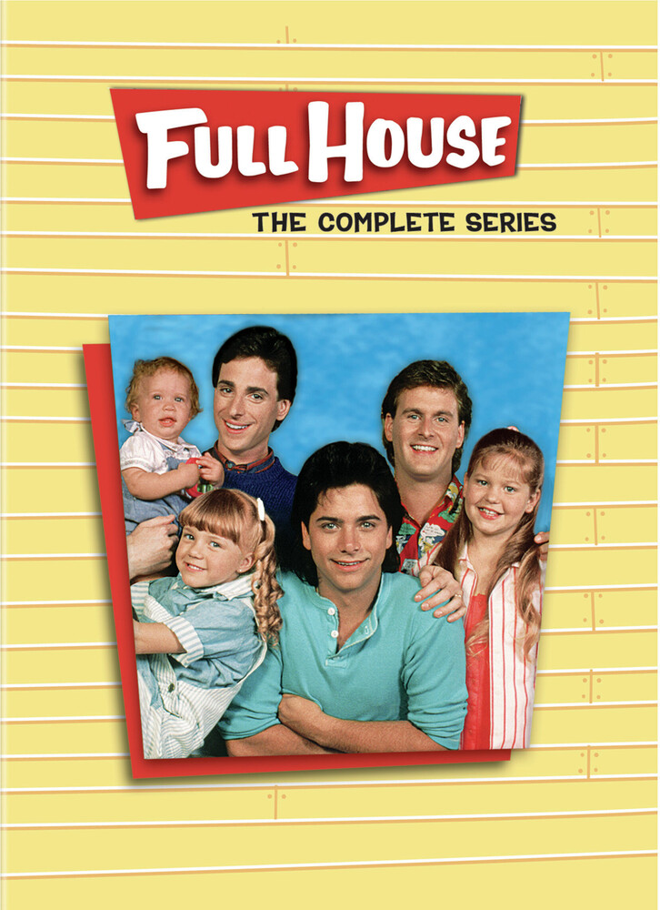 Full House: Complete Series - Full House: Complete Series / (Amar Rpkg)