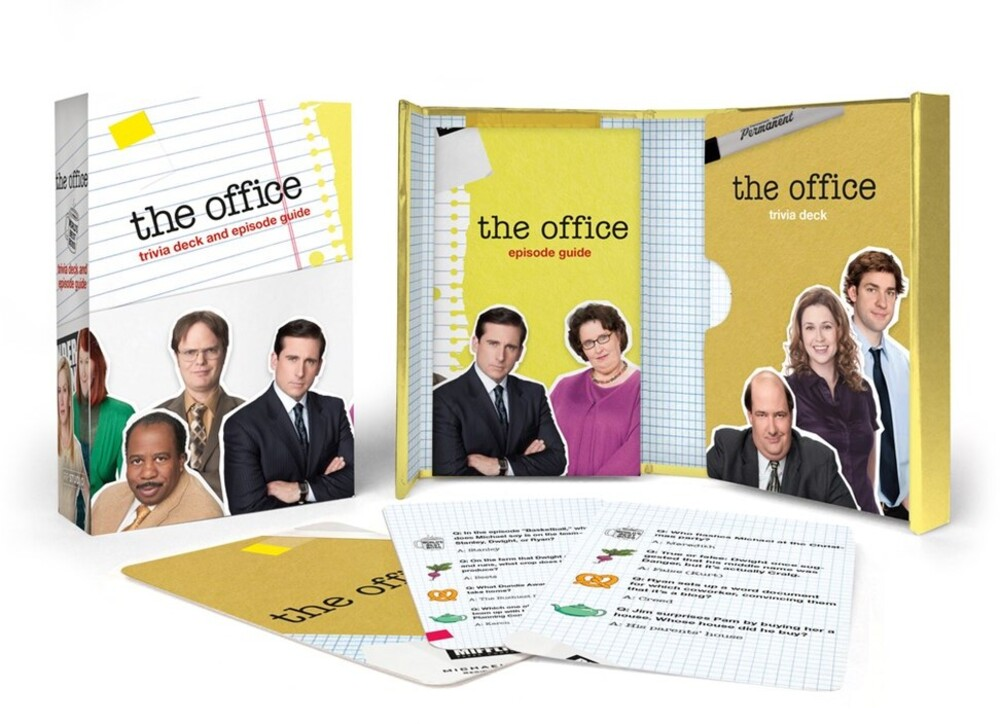 Kopaczewski, Christine - The Office: Trivia Deck and Episode Guide