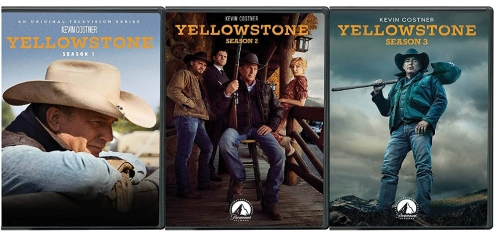 Yellowstone [TV Series] - Yellowstone: The First Three Seasons