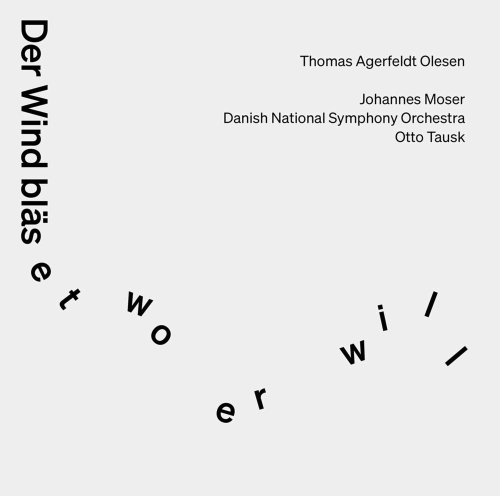 Johannes Moser - Der Wind Blaset Wo Er Will