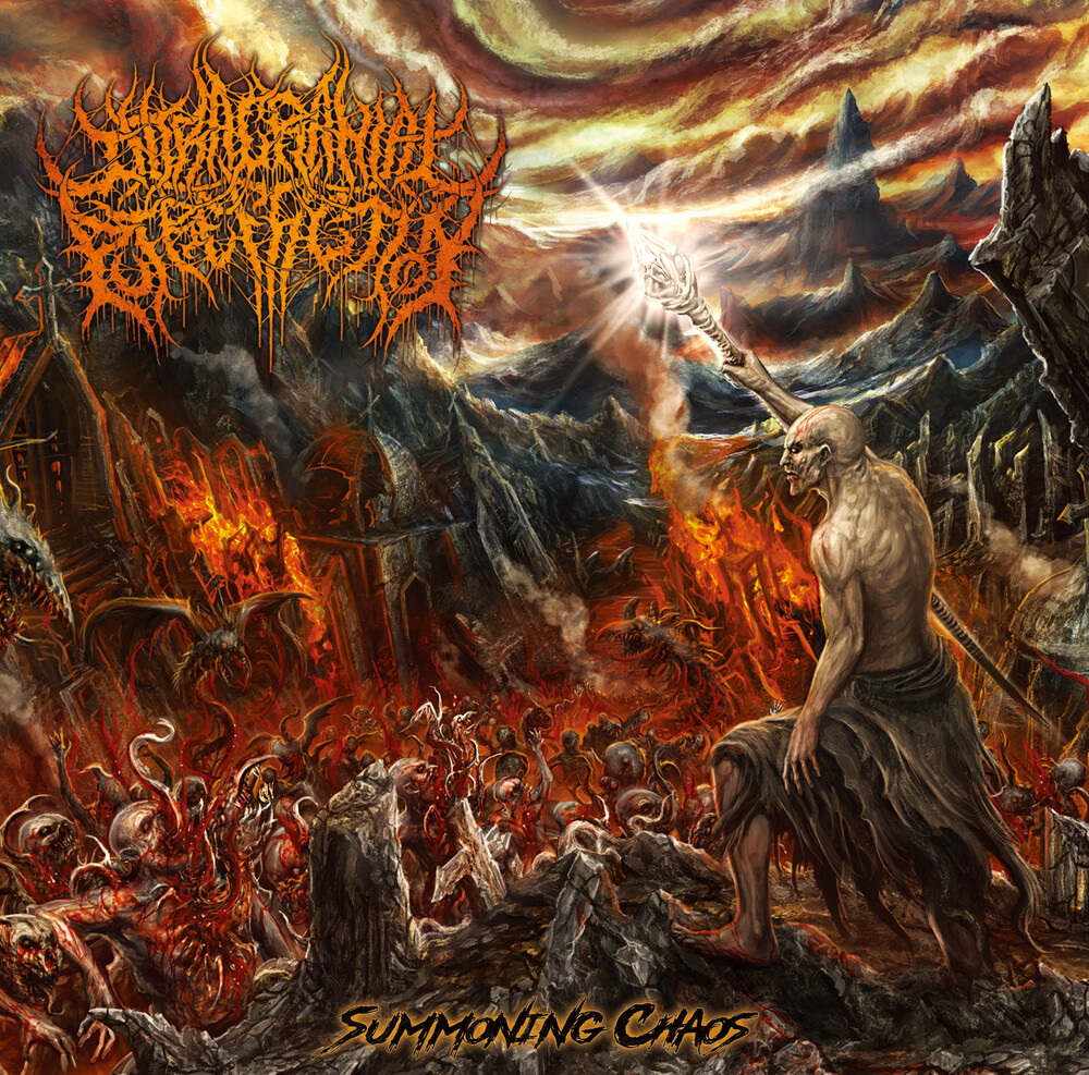 Intracranial Putrefaction - Summoning Chaos