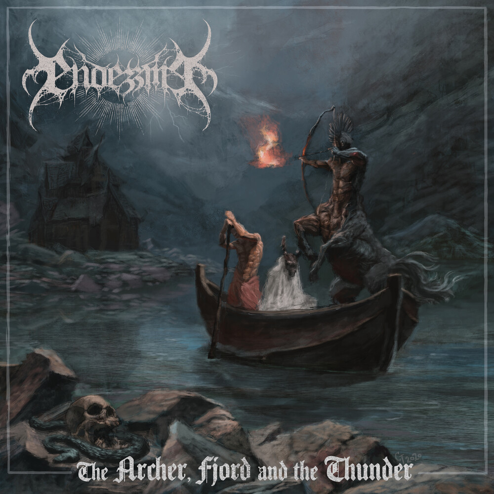 Endezzma - Archer Fjord And The Thunder