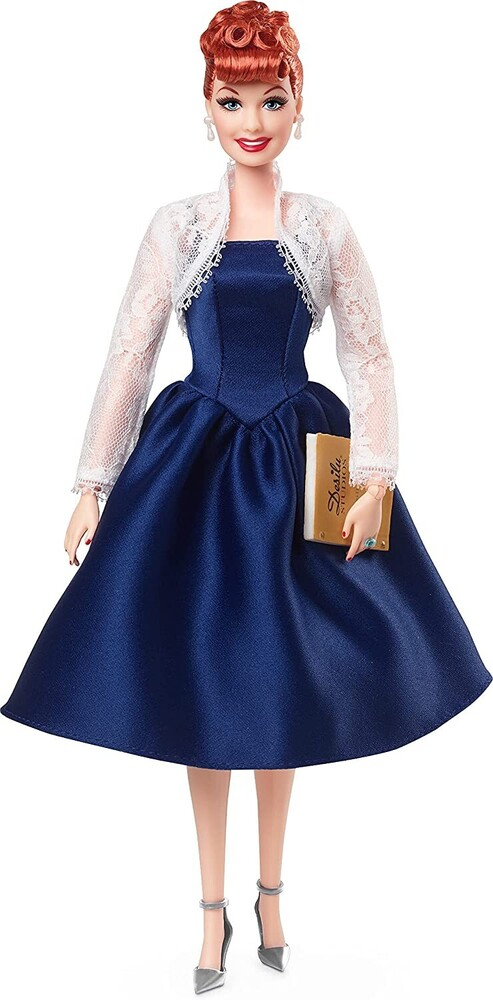 Barbie - Mattel - Barbie Icon Collection: Lucille Ball