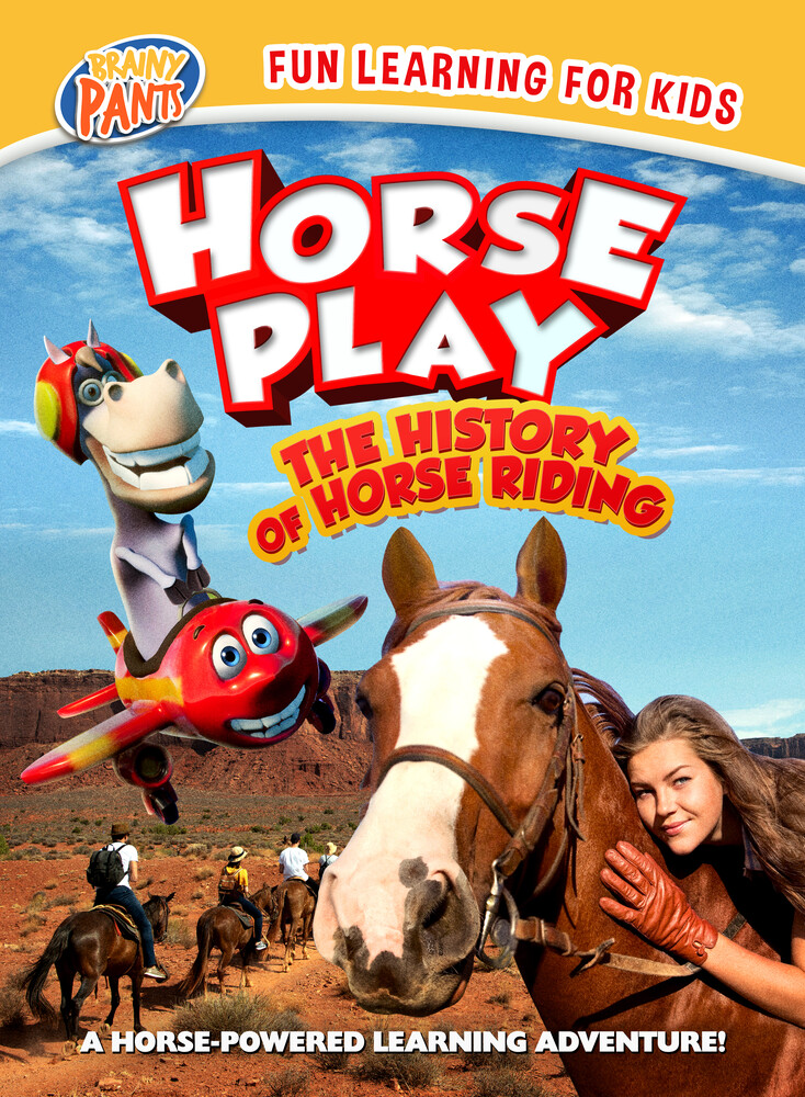 Horseplay: The History of Horse Riding - Horseplay: The History Of Horse Riding