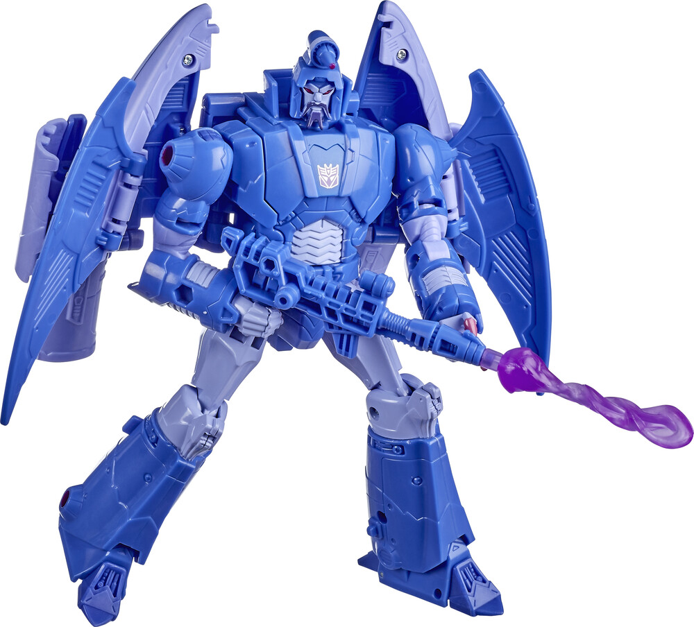 - Hasbro Collectibles - Transformers Generations Studio Voyager 86Scourge