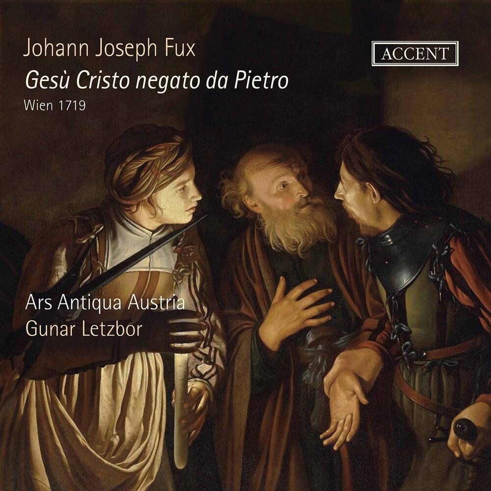 Ars Antiqua Austria - Gesu Cristo Negato Da Pietro