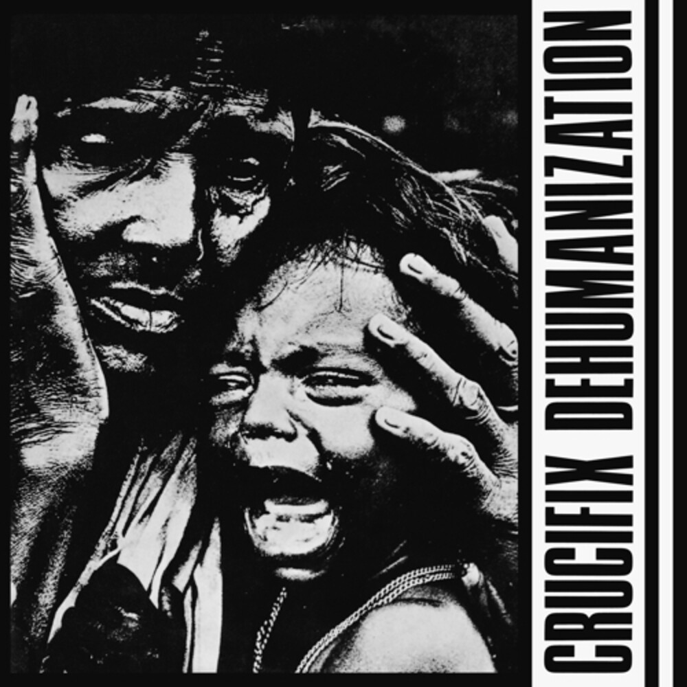 Crucifix - Dehumanization [LP]