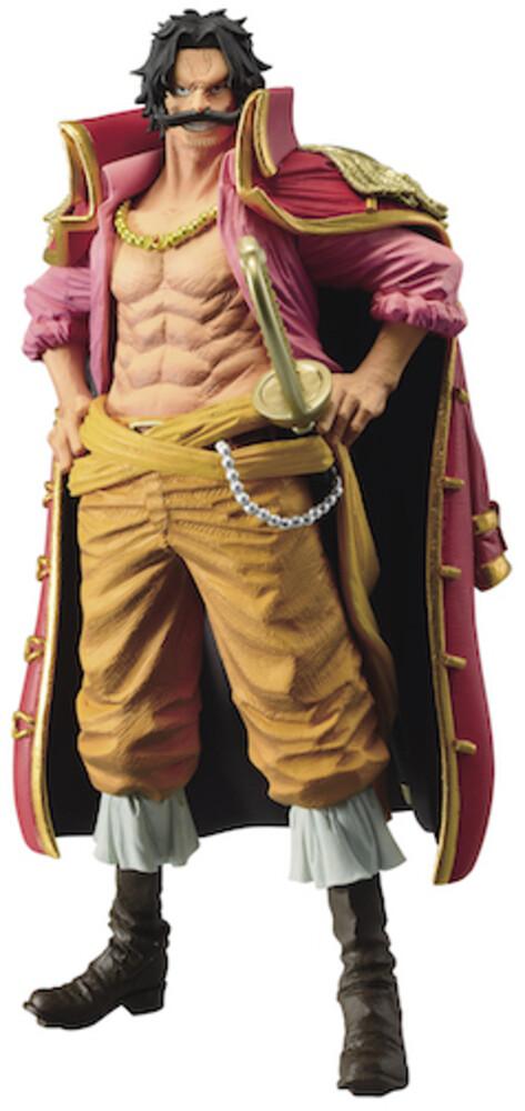 Banpresto - BanPresto - One Piece King of Artist The Gol.D.Roger Figure