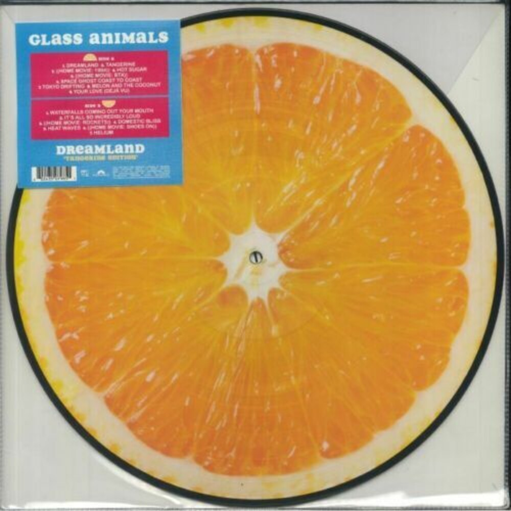 Glass Animals - Dreamland [Limited Edition] (Pict)