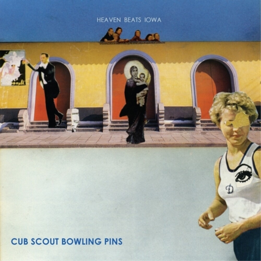 Cub Scout Bowling Pins - Heaven Beats Iowa EP [Vinyl]