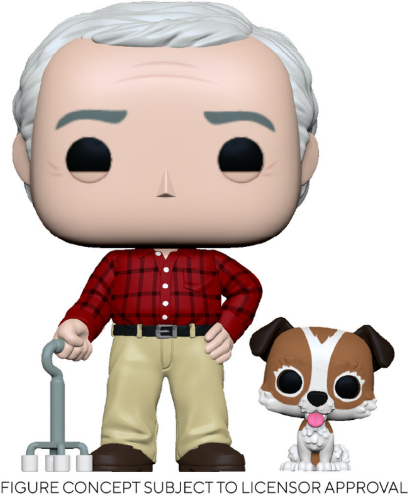 Funko Pop!&Buddy: - FUNKO POP! & BUDDY: Frasier- Martin W/ Eddie