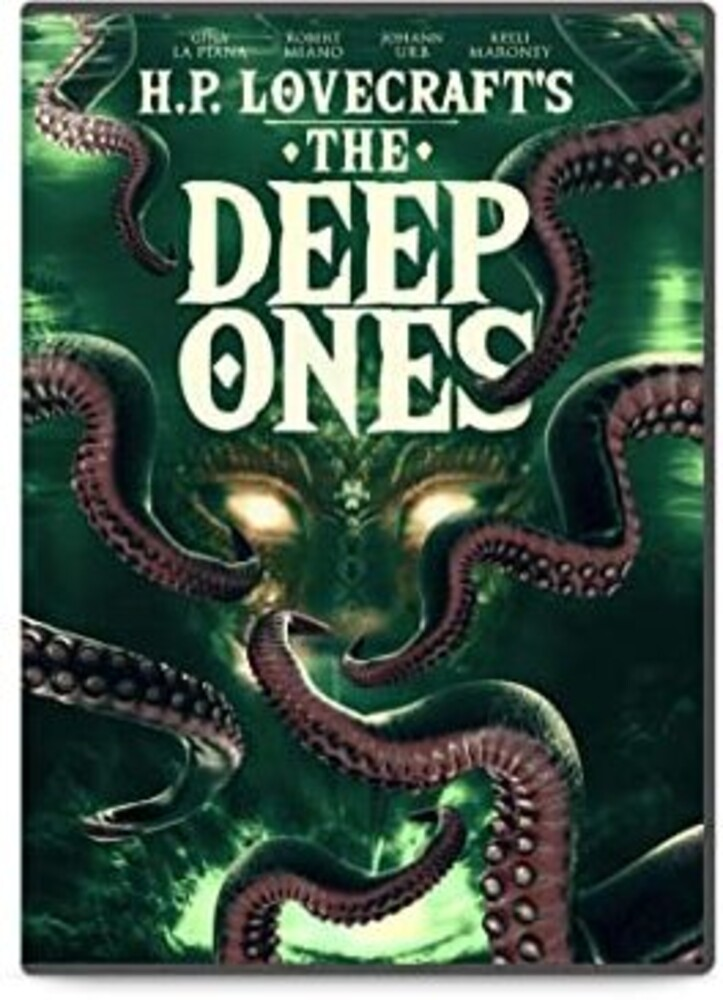 H.P. Lovecraft's the Deep Ones DVD - H.P. Lovecraft's The Deep Ones