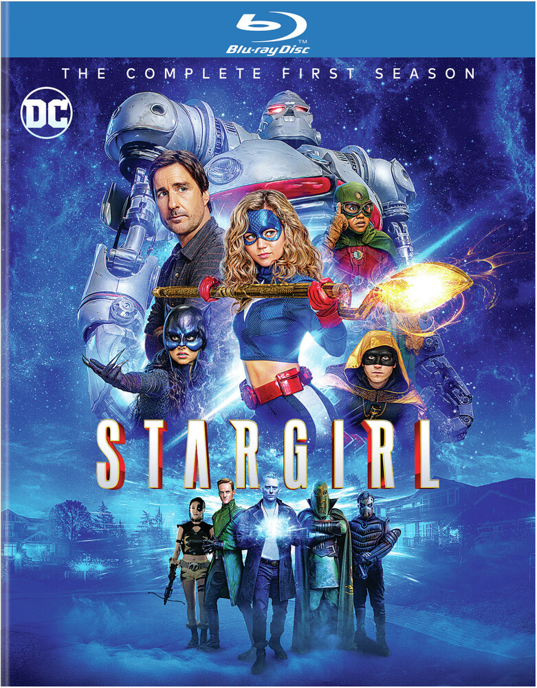 Dc's Stargirl: Complete First Season - Dc's Stargirl: Complete First Season (3pc) / (3pk)