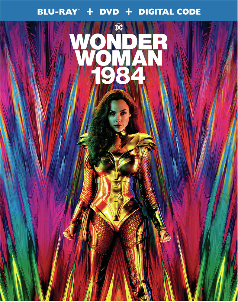 Wonder Woman 1984 - Wonder Woman 1984 (2pc) (W/Dvd) / (Ac3 Digc Dol)