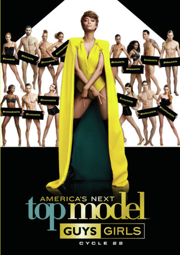 America's Next Top Model Cycle 22 - America's Next Top Model Cycle 22