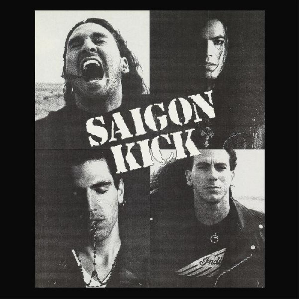 Saigon Kick - Saigon Kick [Limited Edition] (Wht)