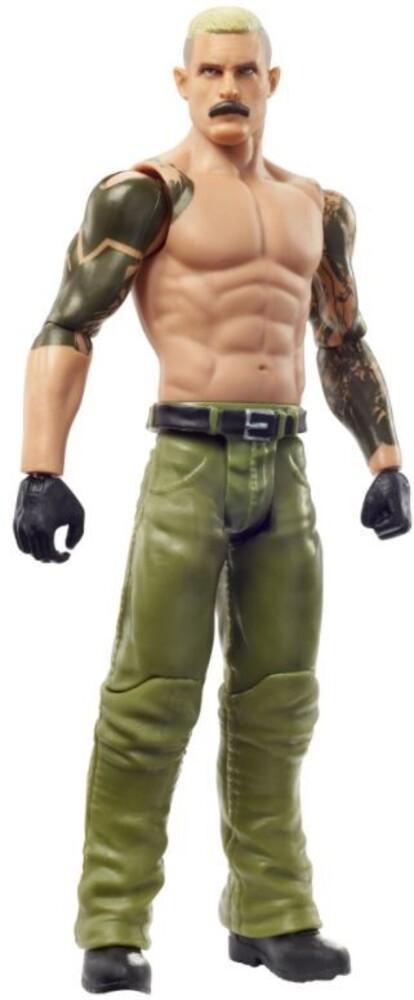 WWE - Mattel Collectible - WWE Dexter Lumis
