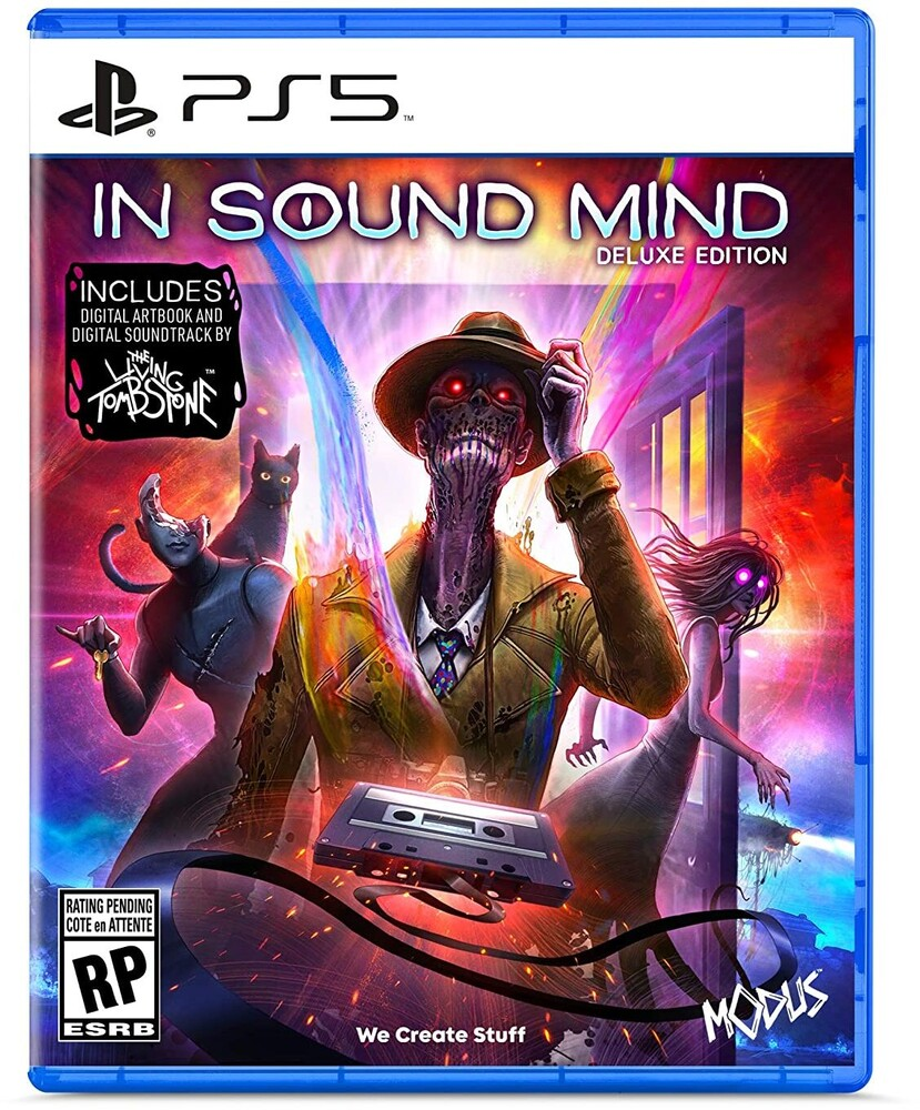- In Sound Mind: Deluxe Edition for PlayStation 5