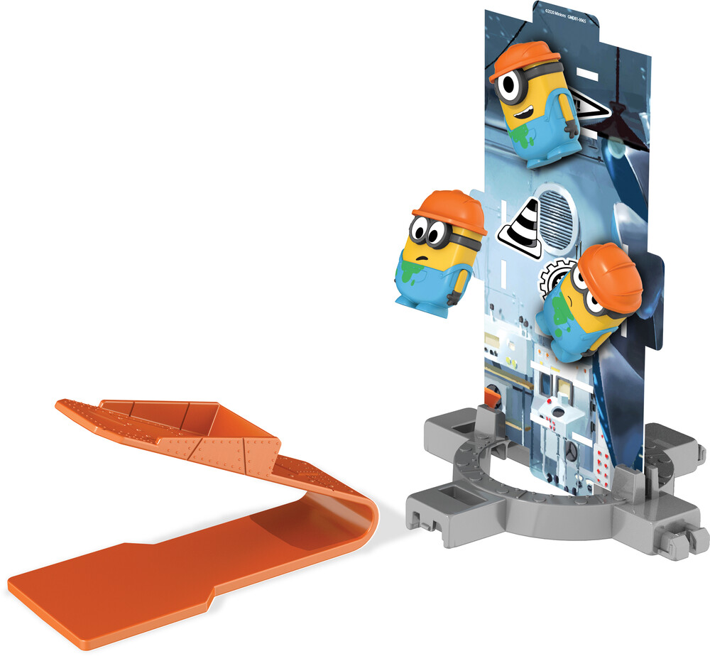 - Mattel - Minions Splat 'Ems Construction (DreamWorks)