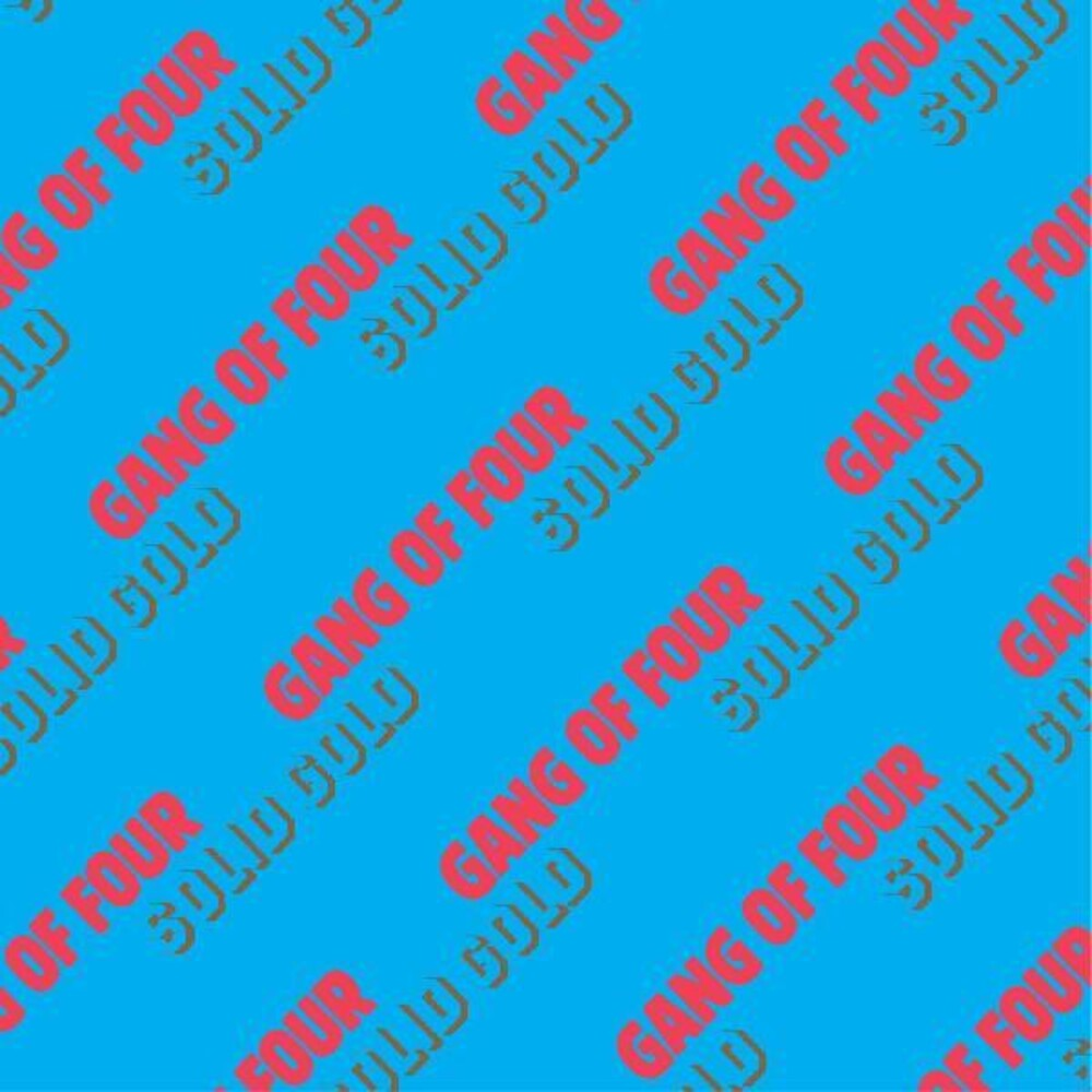 Gang Of Four - Solid Gold [LP]