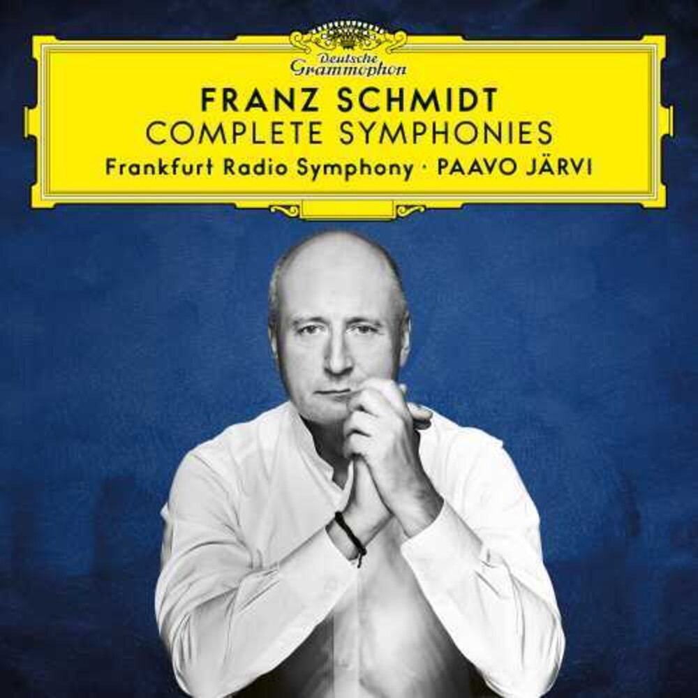 Frankfurt Radio Symphony/Paavo Järvi - Franz Schmidt: Complete Symphonies [3 CD]