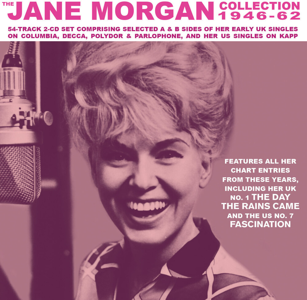 Jane Morgan - Collection 1946-62