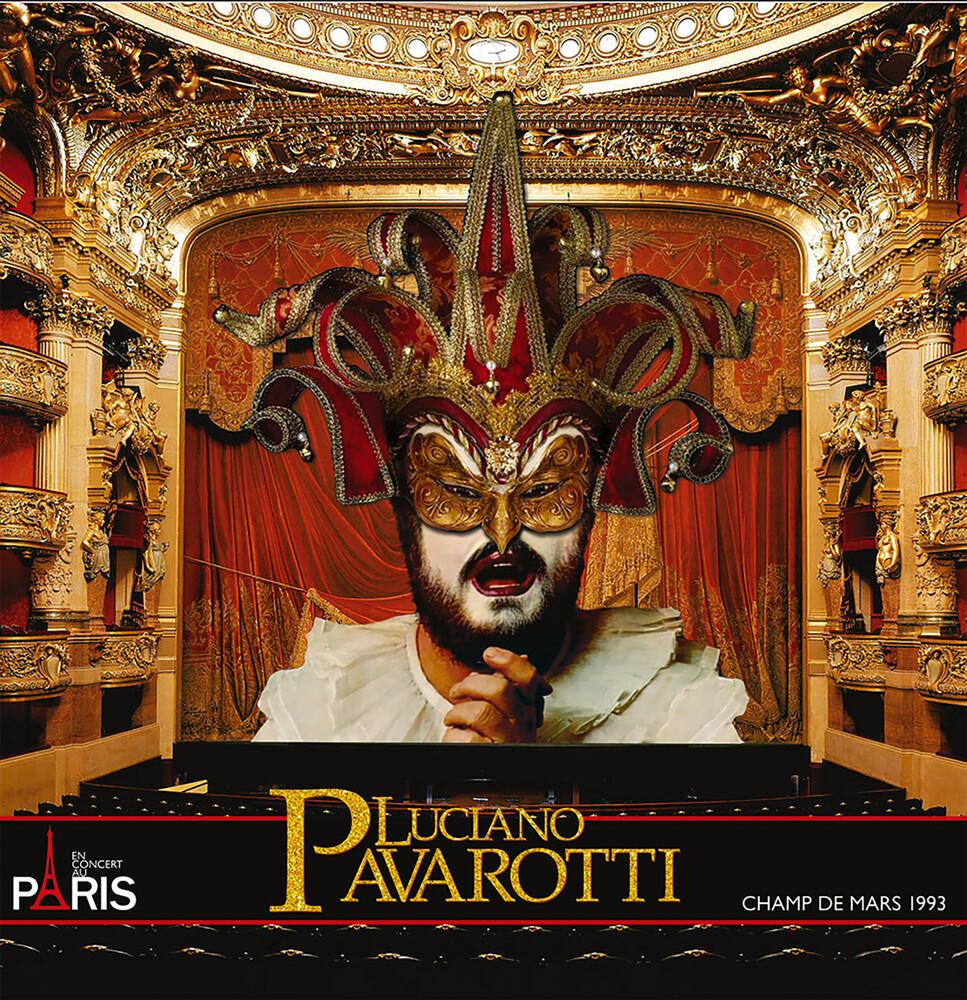 Luciano Pavarotti - Live In Paris (Champ The Mars)