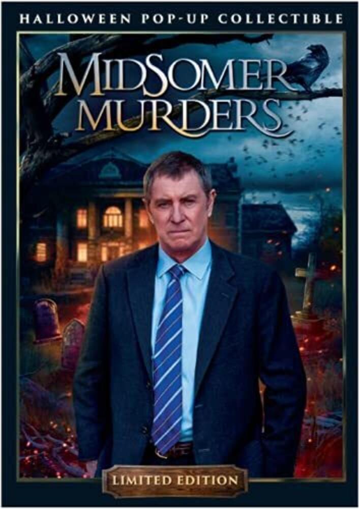 Midsomer Murders Halloween Pop-Up Collectible - Midsomer Murders Halloween Pop-Up Collectible