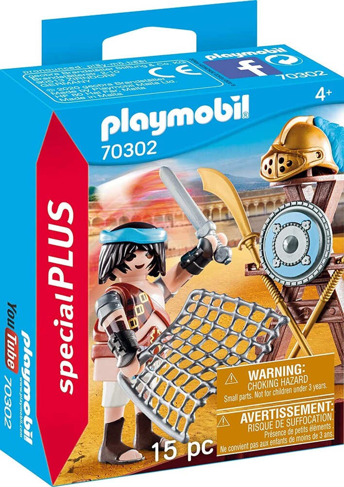 - Special Plus Gladiator (Fig)