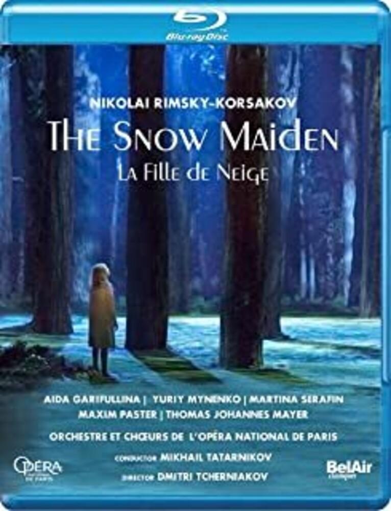 - Snow Maiden