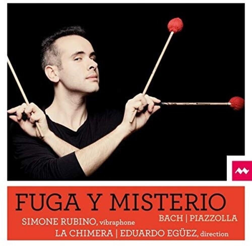 Eduardo Eguez - Fuga Y Misterio (Spa)