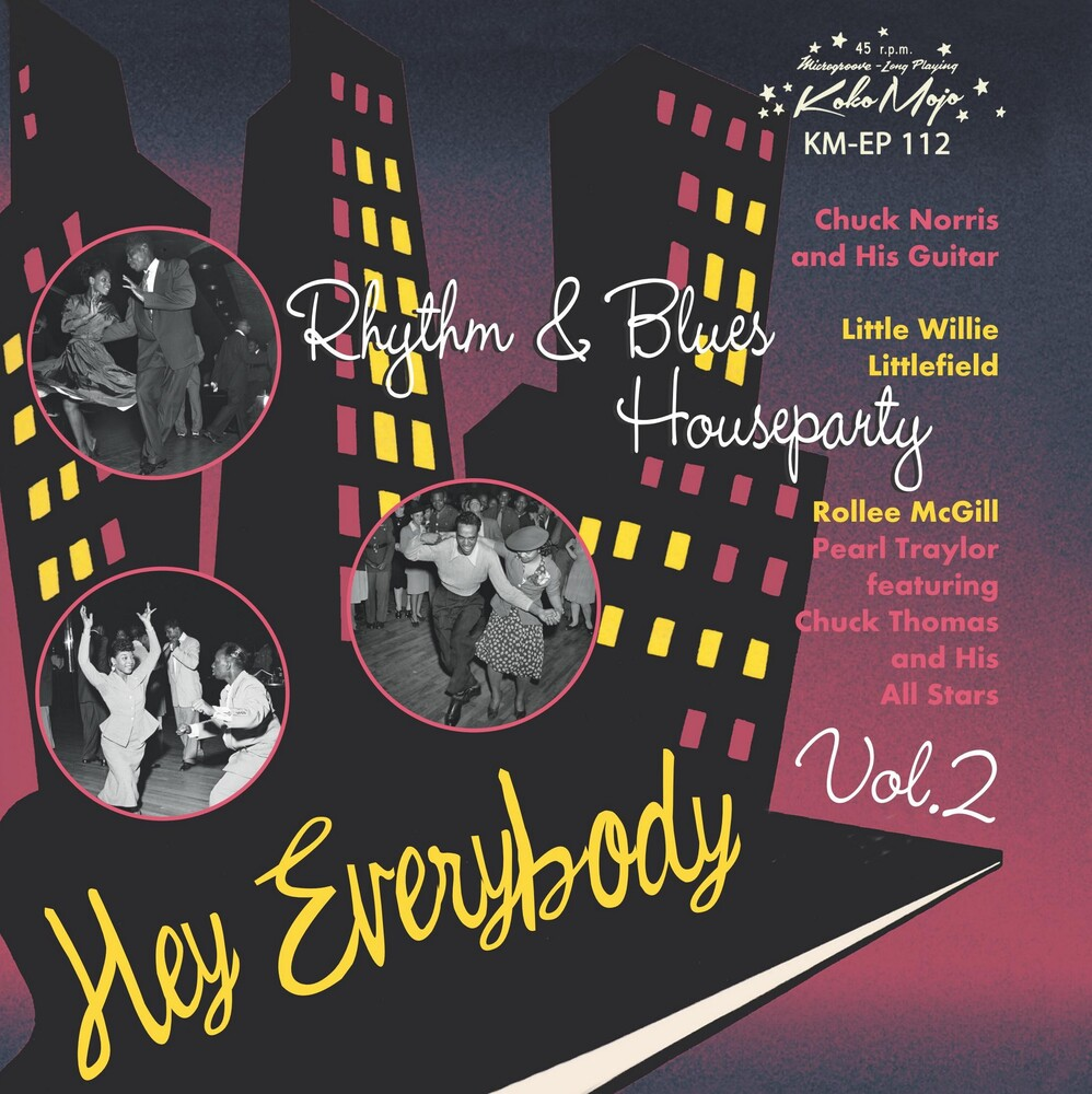 Rhythm And Blues Houseparty 2 / Various (Ep) - Rhythm And Blues Houseparty 2 / Various (Ep)